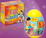 Egg Lolly
