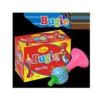 bugle....