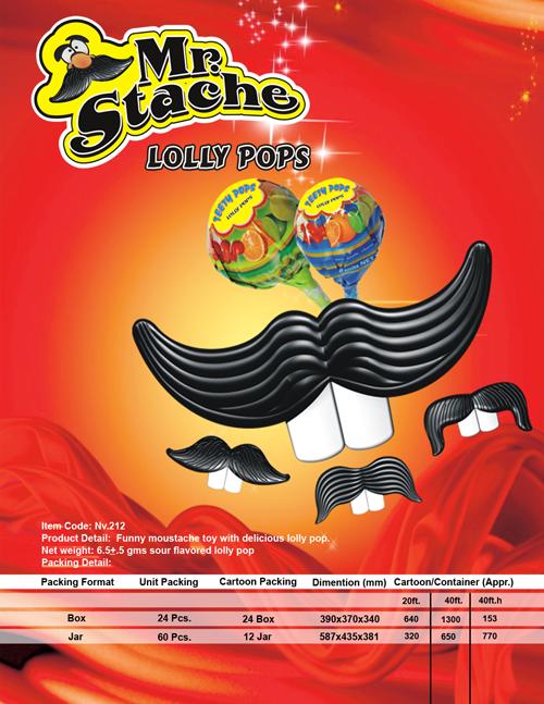 Mr.stache
